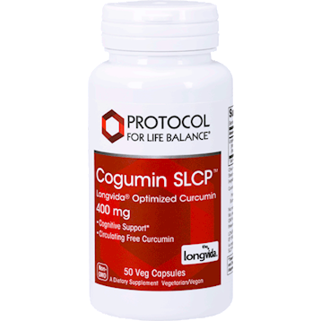 Protocol For Life Balance Cogumin SLCP™ 50 vegetarian capsules P23953