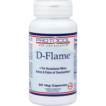 Protocol For Life Balance D Flame™ 90 vcaps CLIND