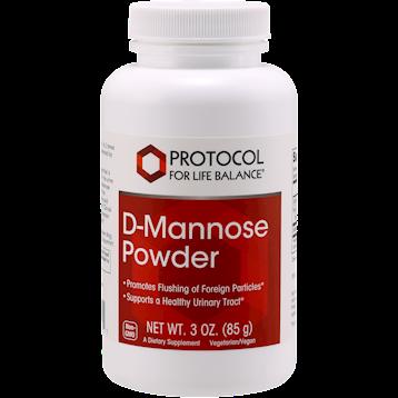 Protocol For Life Balance D Mannose Powder 3 oz P2810