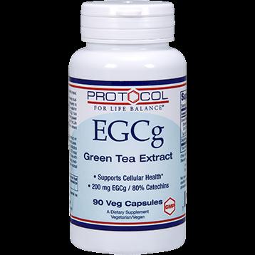 Protocol For Life Balance EGCg Green Tea Extract 90 vegcaps EGC