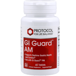 Protocol For Life Balance GI Guard AM 60 tabs PEPZI