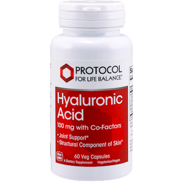 Protocol For Life Balance Hyaluronic Acid 100 mg 60 vcaps P3155