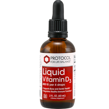 Protocol For Life Balance Liquid Vitamin D3 2 oz VID9
