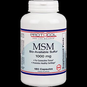 Protocol For Life Balance MSM 180 caps MSM30