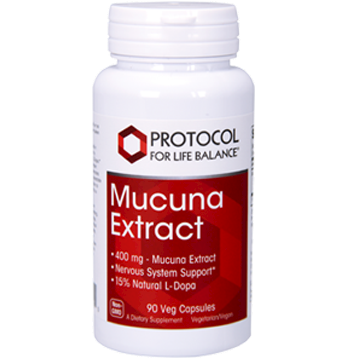 Protocol For Life Balance Mucuna Puriens 90 vegcaps P30920