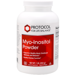 Protocol For Life Balance Myo Inositol 1lb P0529