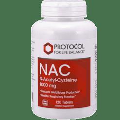 Protocol For Life Balance NAC 1000 mg 120 tabs P01851