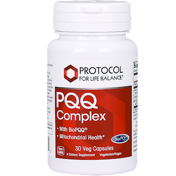 Protocol For Life Balance PQQ Complex 30 vegetarian capsules P13168