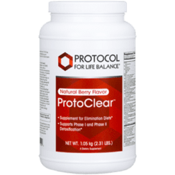 Protocol For Life Balance ProtoClear™ Natural Berry Flavor 2.31 lbs PRCB1