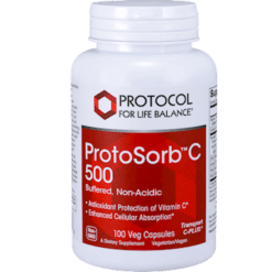 Protocol For Life Balance ProtoSorb™ C 500 100 vcaps PSC1