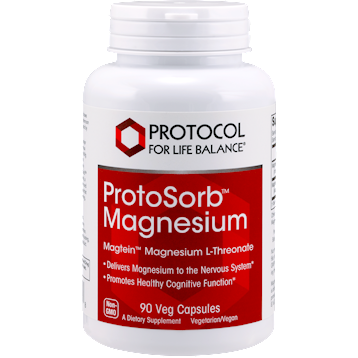 Protocol For Life Balance Protosorb Magnesium 90 vegetarian capsules P23908