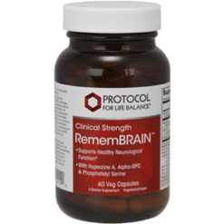 Protocol For Life Balance RememBRAIN™ 60 vegetarian capsules P3414