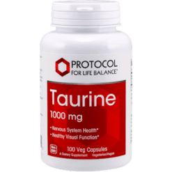 Protocol For Life Balance Taurine Extra Strength 1000 mg 100 caps TAU30