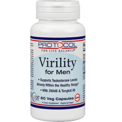Protocol For Life Balance Virility For Men 60 vcaps VIRI4