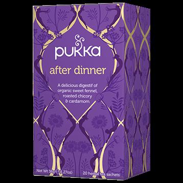 Pukka Herbs Inc. After Dinner Tea 20 sachets P23909