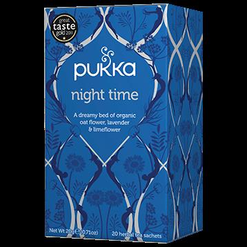 Pukka Herbs Inc. Night Time Tea 20 sachets P23183