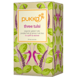 Pukka Herbs Inc. Three Tulsi Tea 20 sachets P10056