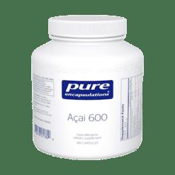 Pure Encapsulations Acai 600 180 caps ACA1