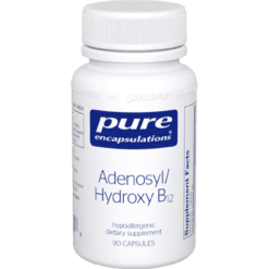 Pure Encapsulations Adenosyl Hydroxy B12 90 caps P16306