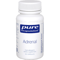 Pure Encapsulations Adrenal 60 vegcaps ADR17