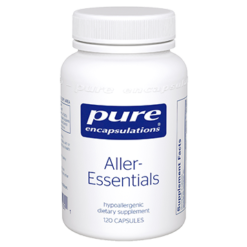 Pure Encapsulations Aller Essentials 120 caps ALE1