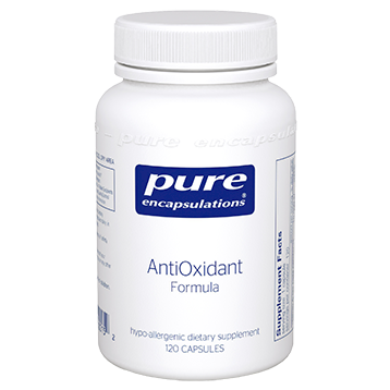 Pure Encapsulations AntiOxidant Formula 120 vegcaps ANT22