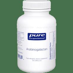 Pure Encapsulations Arabinogalactan 500 mg 90 vcaps ARAB2