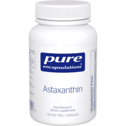 Pure Encapsulations Astaxanthin 120 gels ASTAX