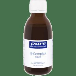 Pure Encapsulations B Complex Liquid 28 servings BCL1