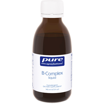 Pure Encapsulations B Complex Liquid 28 servings BCL1