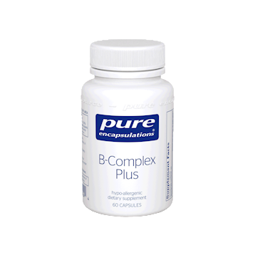 Pure Encapsulations B Complex Plus 60 vcaps BCO16