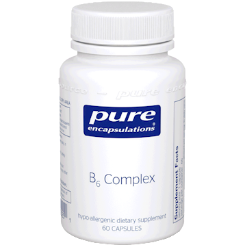 Pure Encapsulations B6 Complex 60 vegcaps BCO17