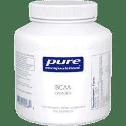 Pure Encapsulations BCAA 600 mg 250 vegcaps BCAA7