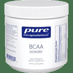 Pure Encapsulations BCAA Powder 227 gms BCAA5