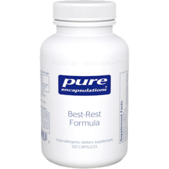 Pure Encapsulations Best Rest Formula 120 caps BRF1