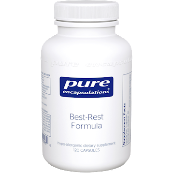 Pure Encapsulations Best Rest Formula 120 caps BRF1