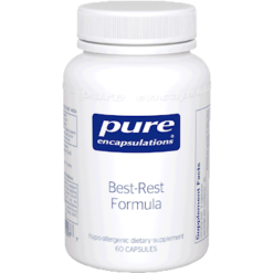 Pure Encapsulations Best Rest Formula 60 caps BRF6