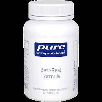 Pure Encapsulations Best Rest Formula 60 caps BRF6