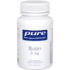 Pure Encapsulations Biotin 8 mg 120 vcaps BIO40