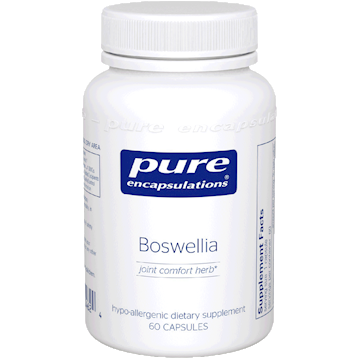 Pure Encapsulations Boswellia 60 vegcaps BOSW7