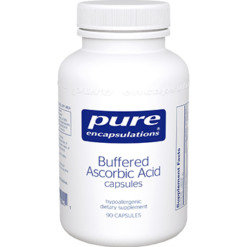 Pure Encapsulations Buffered Ascorbic Acid 90 vcap BUF14