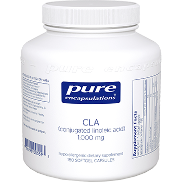 Pure Encapsulations CLA 1000 mg 180 gels CLA12