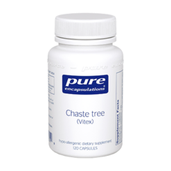 Pure Encapsulations Chaste tree Vitex 120 vcaps CHA30