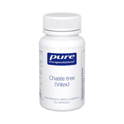 Pure Encapsulations Chaste tree Vitex 60 vcaps CHA29