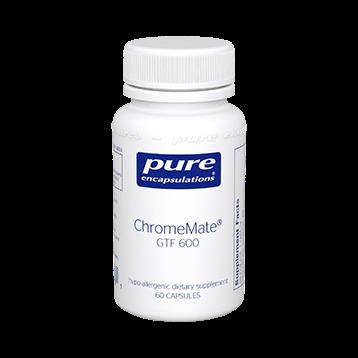 Pure Encapsulations ChromeMate GTF 600 60 vegcaps CHR29