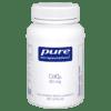 Pure Encapsulations CoQ10 60 mg 250 vegcaps COQ62