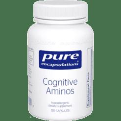 Pure Encapsulations Cognitive Aminos 120 vegcaps COGN6