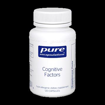 Pure Encapsulations Cognitive Factors 120 vegcaps COGN5