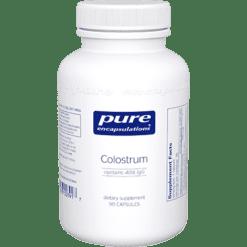 Pure Encapsulations Colostrum 40 IgG 450 mg 90 vegcaps COL14