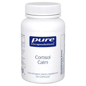 Pure Encapsulations Cortisol Calm 120 vegcaps COR1